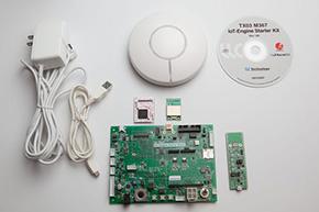 「TX03 M367 IoT-Engine Starter Kit」