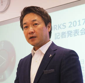 ソリッドワークス・ジャパン 代表取締役社長 鍛治屋清二氏