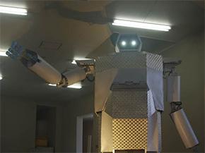 「はじめロボット43号機」
