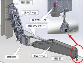 作業支援ロボット「配筋アシストロボ」
