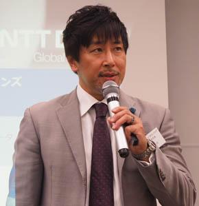 NTTデータGSLの大西俊介氏