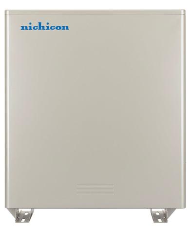 図1 ニチコンが発売する単機能家庭用蓄電システム「ESS-U2M1」 出典:ニチコン