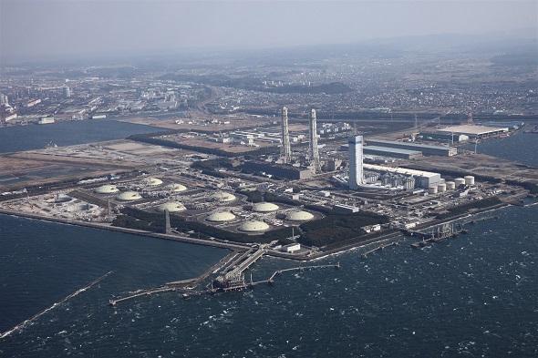 富津火力発電所