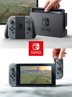 「Nintendo Switch」