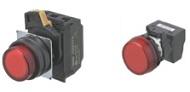 プッシュインPlus端子台対応押ボタンスイッチ/表示灯「形A22N-P/A30N-P/M22N-P」