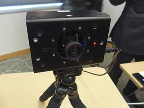 エスプロスのToF式CCDセンサーを用いたToF式スキャナー