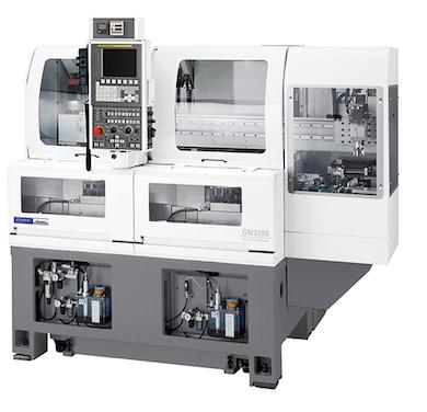 高精度CNCチャッカー機「Miyano GN3200」シリーズ