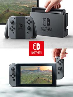「Nintendo Switch」