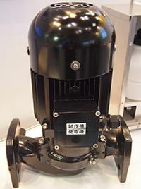 三相電機 「小型水力発電ポンプ」