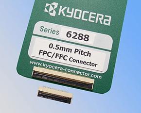 FPC/FFCコネクター「6288シリーズ 高耐熱タイプ」
