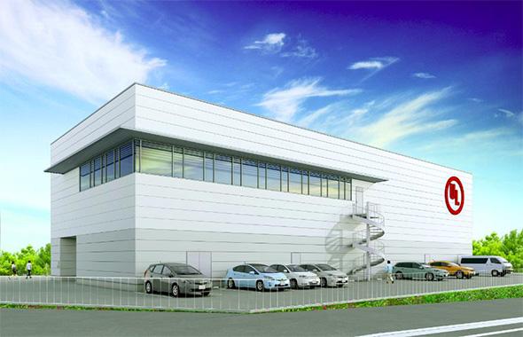 「UL Japan オートモーティブ テクノロジー センター」(ATC)