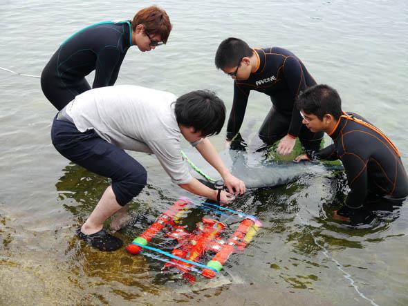 第2回 沖縄海洋ロボットコンペティション