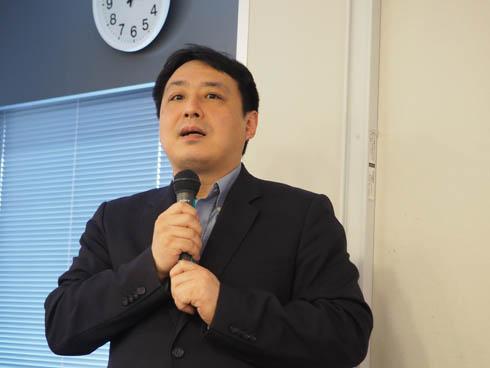 トレンドマイクロ セキュリティエバンジェリスト 岡本勝之氏