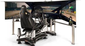 VRX Simulatorsのレーシングシミュレーター「The iMotion Z-78」
