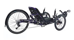 Catrikeの高性能三輪自転車「The Catrike Dumont Performance Trike」