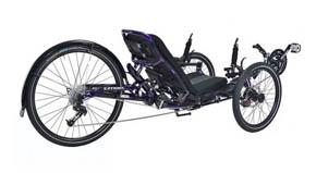 Catrikeの高性能三輪自転車「The Catrike Dumont Performance Trike」