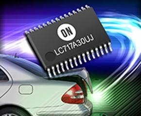 容量デジタルコンバーター「LC717A30UJ」