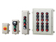 主要な国際防爆規格の認証を取得した防爆コントロールボックス