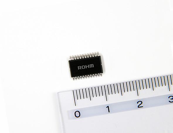 車載オーディオ向けサウンドプロセッサ「BD34602FS-M」