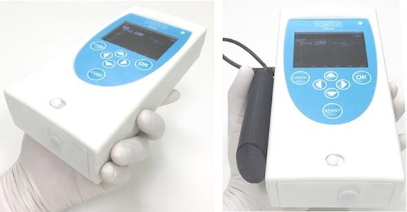 モバイル遺伝子検査機(試作機)