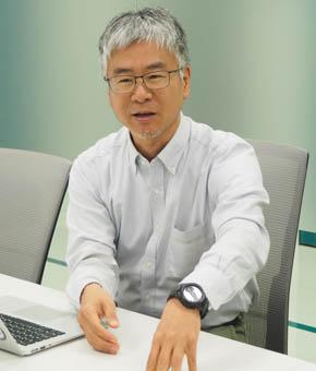 カスペルスキー ビジネスディベロップメントマネージャー 松岡正人氏
