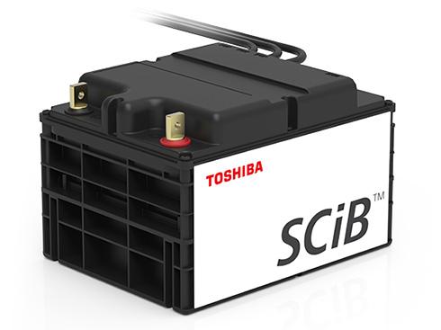 産業用リチウムイオン電池「SIPシリーズ」