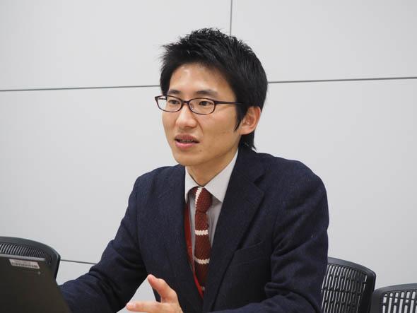トレンドマイクロ プロダクトマーケティング本部 ソリューションマーケティンググループ プロダクトマーケティングマネージャー 上田勇貴氏