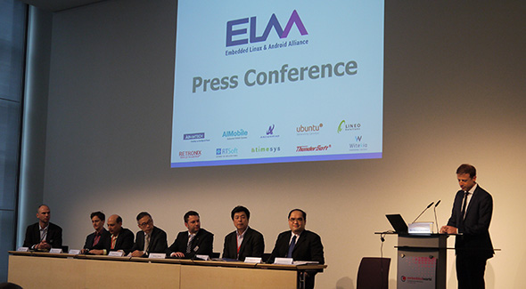 「Embedded Linux&Android Alliance(ELAA)」