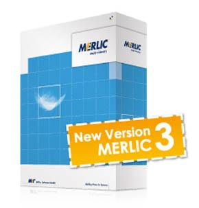 オールインワンの画像処理ツールの最新版「MERLIC3」