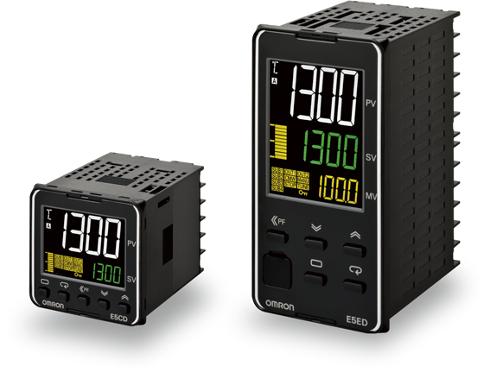 温度調節器「E5CD/E5ED」