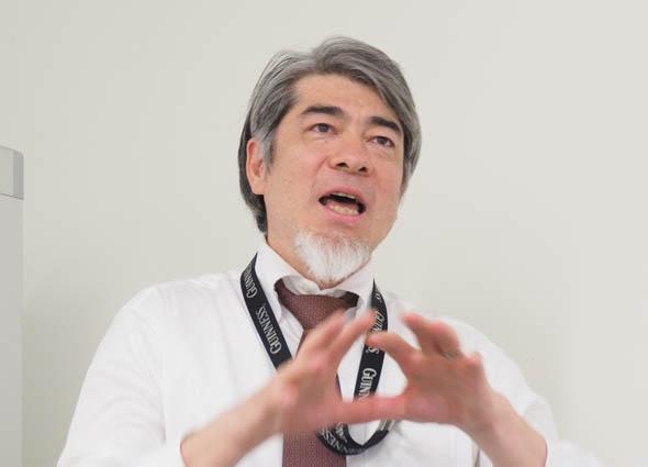 PTCジャパン 製品事業部 CADセグメントディレクターの芸林盾氏