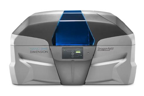 Nano Dimensionの多層プリント基板用3Dプリンタ「DragonFly 2020」