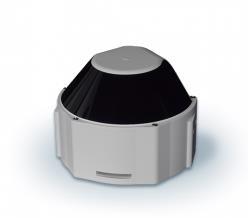 コニカミノルタ製レーザー(赤外)レーダー