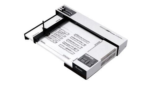 1982年に発売されたペンプロッタ「DXY-100」(出典:ローランドDG)