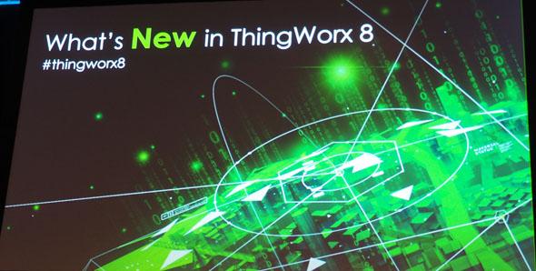 年次ユーザーカンファレンス「LiveWorx 2017」において「ThingWorx 8」を発表