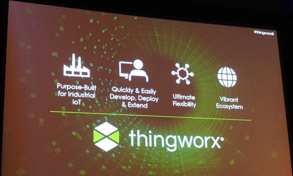 「ThingWorx」のコンセプト