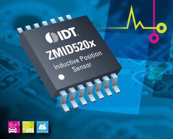 インダクティブ方式ポジションセンサー「ZMID520x」