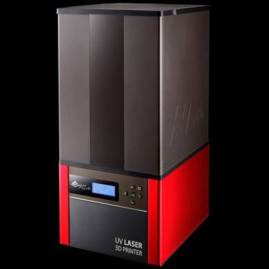 光造形方式3Dプリンタ「ノーベル1.0A」