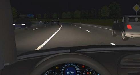 複数車両のドライバーの動作を再現