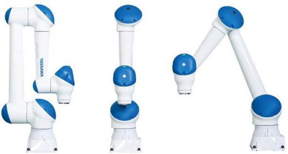 安川電機の協働ロボット「MOTOMAN-HC10」
