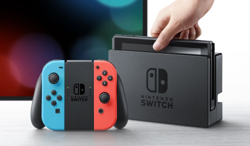 任天堂「Nintendo Switch」