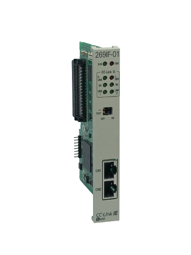 安川電機が新たに発売したCC-Link IE Field スレーブモジュール