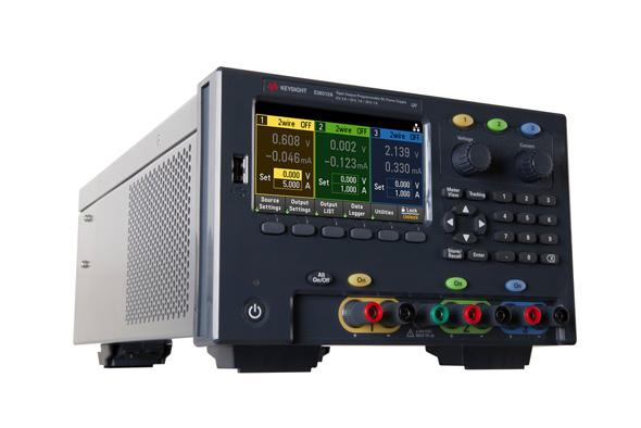 3出力DC電源「E36300A」シリーズ