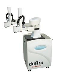 双腕スカラロボット「duAro」