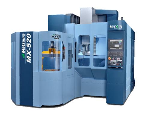 5軸制御立形マシニングセンタ「MX-520 PC4」
