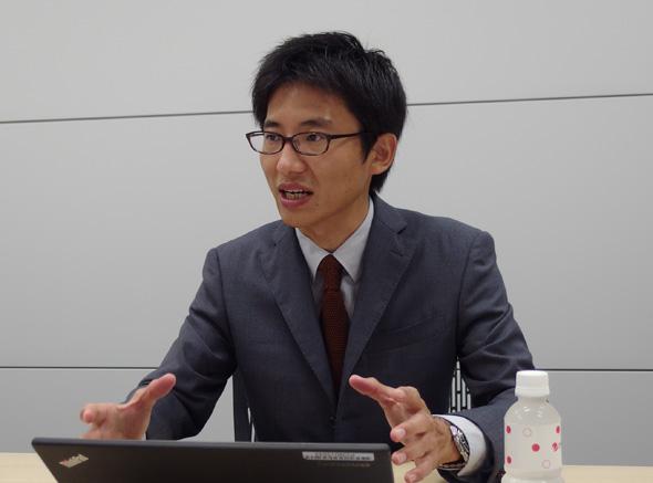 トレンドマイクロの上田勇貴氏