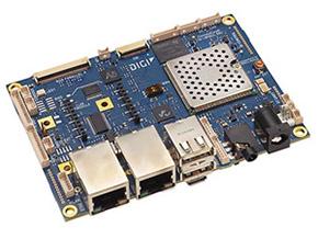 「ConnectCore 6UL SBC Pro」