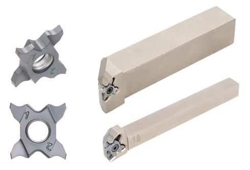 溝入れ加工用工具「TetraMini-Cut」