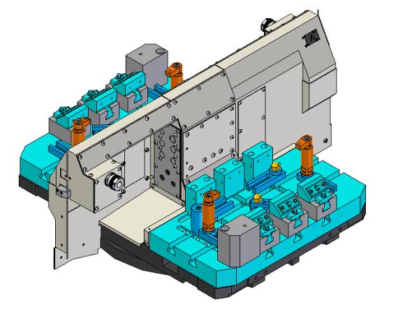 ビルトインバイス搭載イメージ 出典:DMG森精機