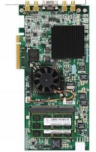 PCI Express3.0対応のA-D変換ボード「APX-5360G3」